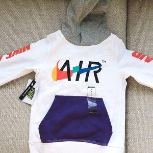 Kids Nike air hoodie